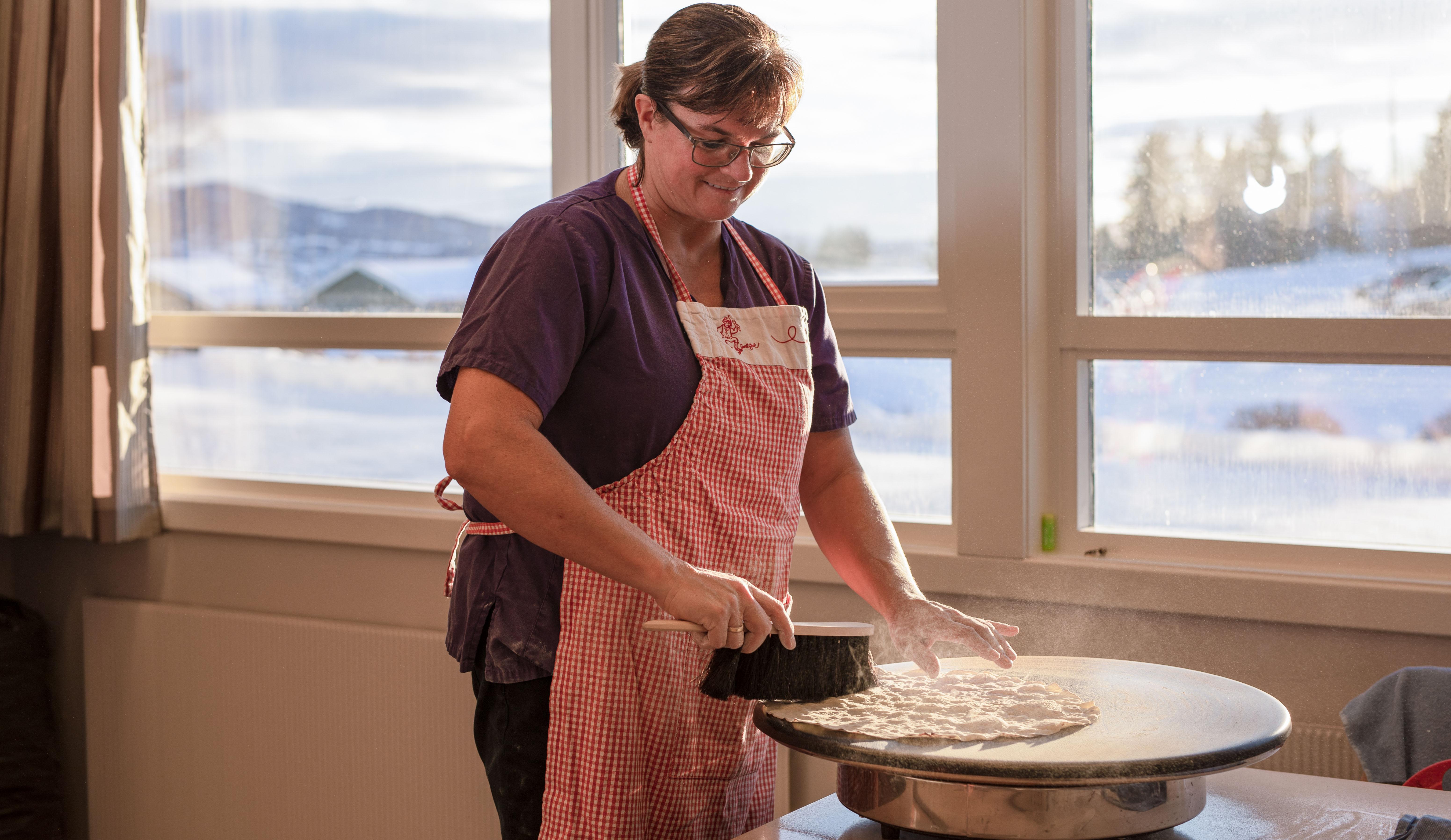 Bake På Steketakke