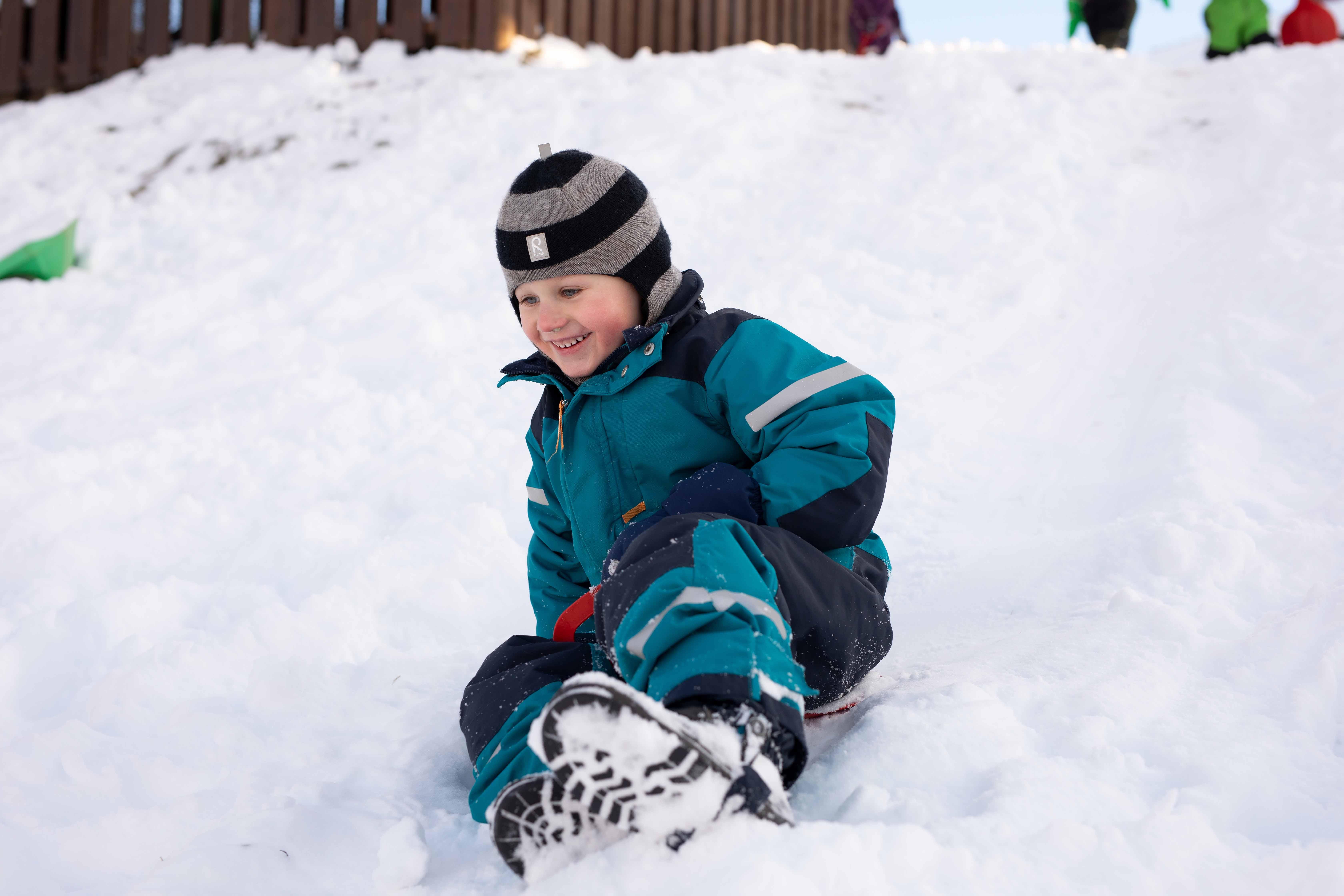 Gøy I Snøen